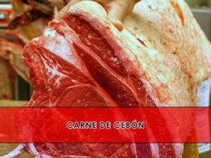 carne de cebón