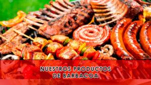 productos de barbacoa