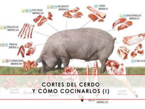 Cortes del cerdo y cómo cocinarlo