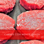 carnes con menos grasa