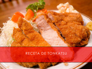 receta de tonkatsu