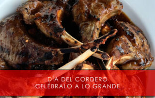 día del cordero celébralo a lo grande Carnicería San Cayo