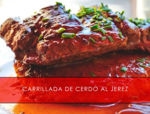 Carrillada de cerdo al Jerez