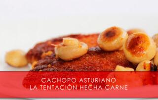 cachopo asturiano, la tentación hecha carne, Carnicería San Cayo