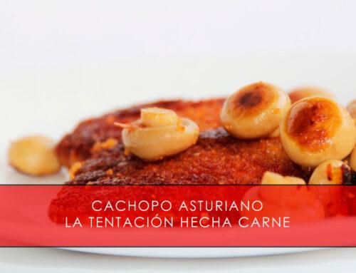 Cachopo asturiano: la tentación hecha carne