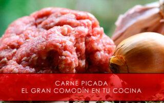 Carne picada, el gran comodín en tu cocina - Carnicería San Cayo