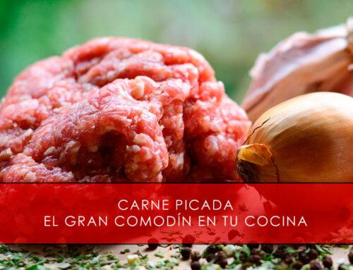 Carne picada: el gran comodín en tu cocina