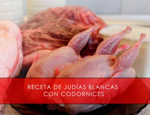 Receta de judías blancas con codornices – Carnicería San Cayo