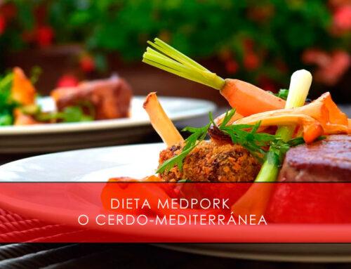 Dieta MedPork o cerdo-mediterránea