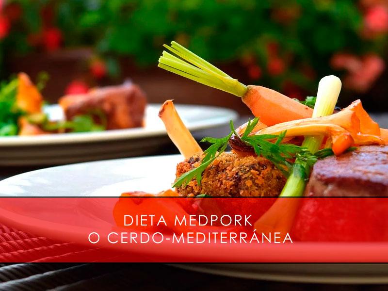 dieta MedPork o cerdo mediterránea - Carnicería San Cayo
