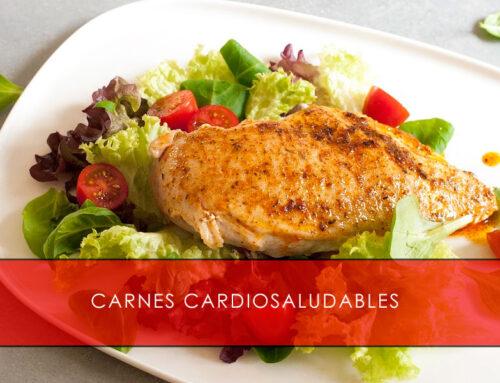 Carnes cardiosaludables