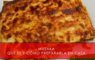 Musaka, qué es y cómo prepararla en casa - Carnicería San Cayo