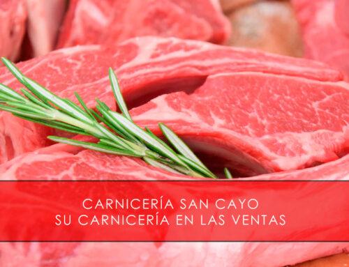 Carnicería en Las Ventas: Carnicería San Cayo