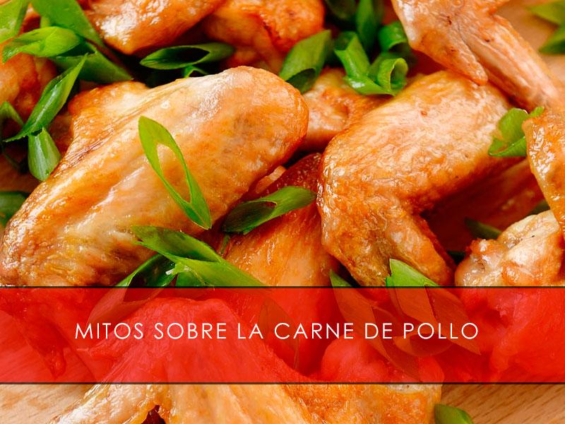 Mitos sobre la carne de pollo - Carnicería San Cayo